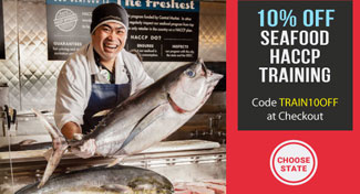 Seafood HACCP Training SALE - Click Here